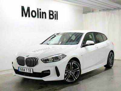 begagnad BMW 118 i M-Sport / Connected