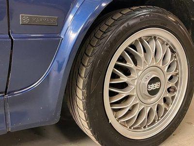 begagnad VW Golf Cabriolet 1.8 Automat 98hk