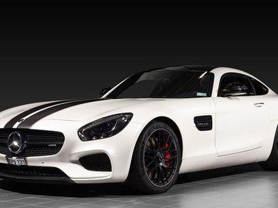 begagnad Mercedes AMG GT Benz S Dynamic Plus Svensksåld 2015, Sportkupé 849 900 kr