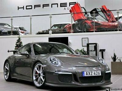 begagnad Porsche 911 GT3 Clubsport Sv-såld 2014, Personbil 1 229 000 kr