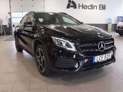 begagnad Mercedes GLA200 SUV DEMOBIL