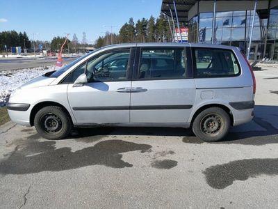 begagnad Citroën C8 2,0 7sits manuell drag Nybes fin