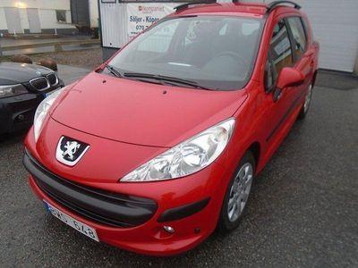 begagnad Peugeot 207 1.4 Nybesiktad 95hk