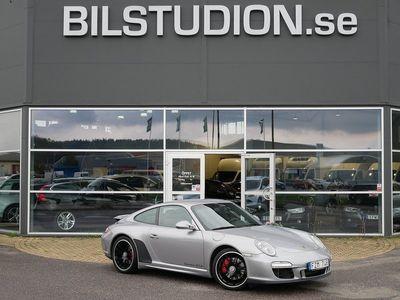 begagnad Porsche 911 Carrera GTS 408hk,PDK,Svensksåld -12