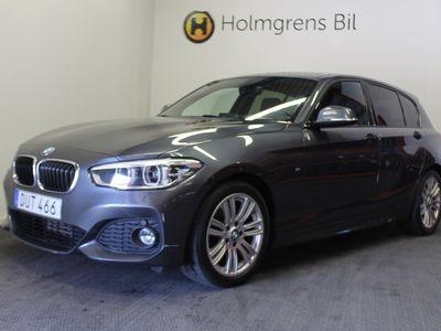 brugt BMW 118 5dr M-Sport/ Adaptiv LED/ Hifi