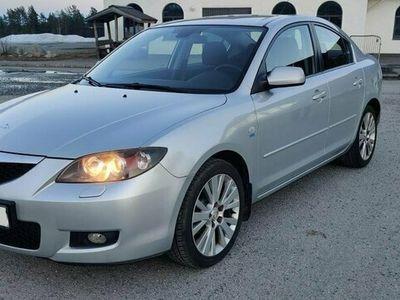 begagnad Mazda 3 SEDAN 1.6 DIESEL