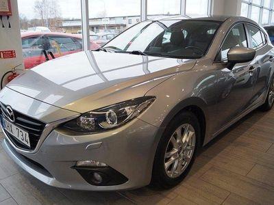 begagnad Mazda 3 2.0 120hk SKYACTIV-G Sport 5dr