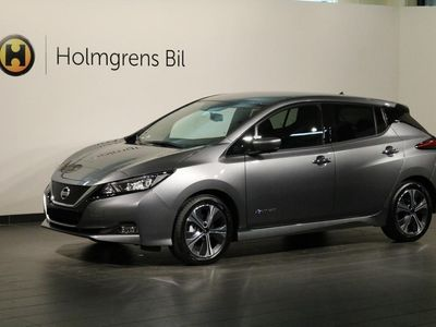 begagnad Nissan Leaf N-Connecta MY19 40 kWh LED
