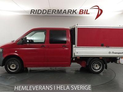 begagnad VW Transporter T5 2.0 TDI Pickup (140hk) Comfort
