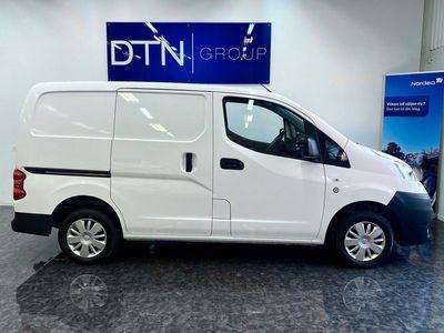 begagnad Nissan NV200 Van 1.5 dCi/Backkamer/Navi/Sv-Så