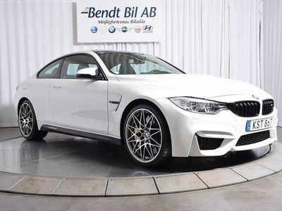 begagnad BMW M4 M Competition DCT / Keramiska