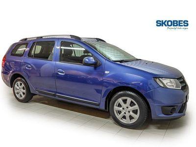 begagnad Dacia Logan II MCV 0.9 TCe 90 hk Laureate