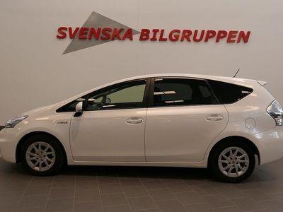 brugt Toyota Prius+ Hybrid 1.8 VVT-i 7-sits Bt Nav M-värmare