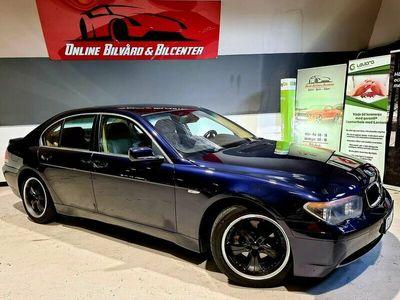 begagnad BMW 730L d Automat 218hk /Lyxbi