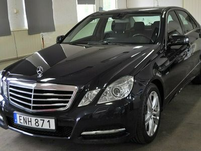 begagnad Mercedes E350 CDI