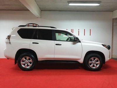 begagnad Toyota Land Cruiser Prado 5-dörrar 3.0 D-4D 4