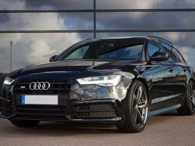 begagnad Audi S6 Avant 450HK / SVENSKSÅLD / FACELIFT /