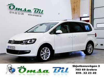 usata VW Sharan 2.0 TDI Premium Panorama Eu -16