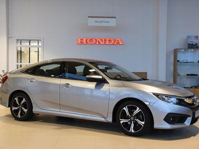 begagnad Honda Civic Sedan 1.5T Elegance Automat 182hk