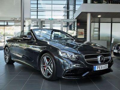 używany Mercedes S63 AMG AMG 4M Cabriolet Leasebar