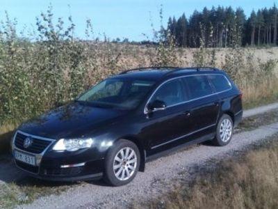 begagnad VW Passat kombi, 2.0tdi 170hkr -06