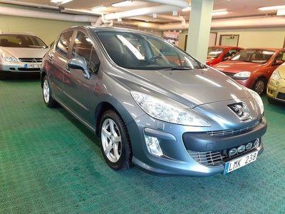 begagnad Peugeot 308 5-dörrar 1.6 VTi 120hk Kamkedja