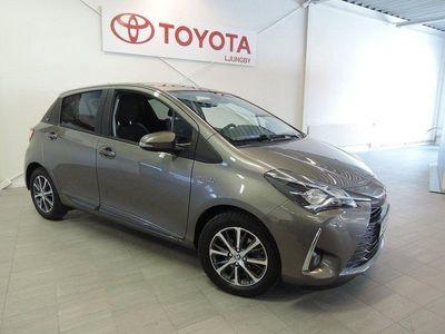 begagnad Toyota Yaris Hybrid Y20 SMARTPHONE INTEGRATI