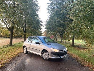 begagnad Peugeot 206 2.0 GTi 136hk,
