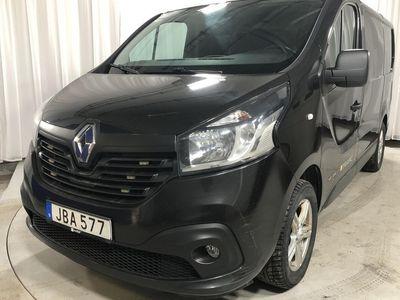 begagnad Renault Trafic 1.6 dCi Skåp (120hk)