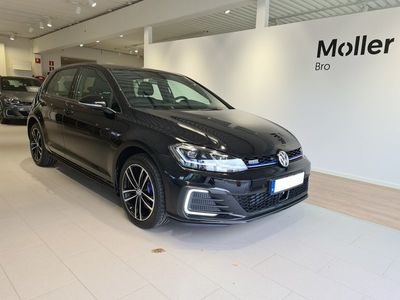 begagnad VW Golf GTE Hybrid