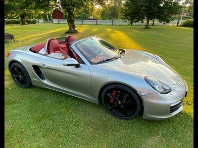 begagnad Porsche Boxster S