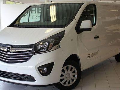 begagnad Opel Vivaro PREMIUM L2H1 125HK TWINTURBO