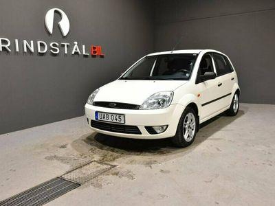 begagnad Ford Fiesta 5-door 1.4 AUT 0.52L MIL 2003, Halvkombi Pris 29 900 kr
