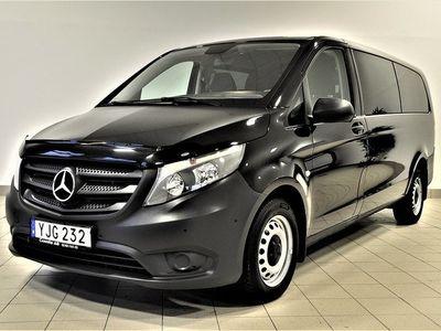 begagnad Mercedes Vito 116 d Mixto Euro 6 163hk