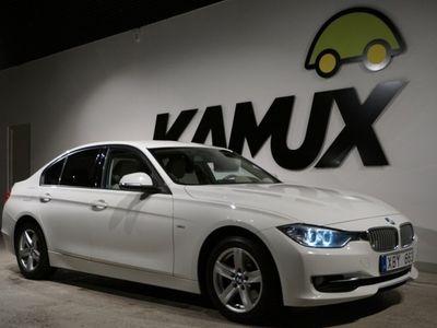 begagnad BMW 320 D Sedan Aut Modern Line S&V Hjul