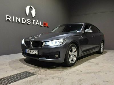 begagnad BMW 320 Gran Turismo d 184 HK AUT DRAG SPORT LINE F34