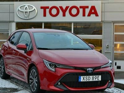 begagnad Toyota Corolla Hybrid Corolla Verso2.0 Style 2019, Kombi Pris 228 000 kr