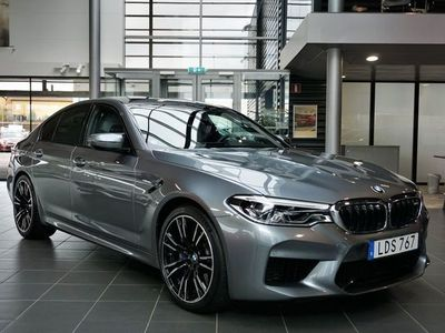 begagnad BMW M5 600hk Leasebar Låg skatt