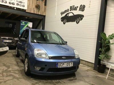 begagnad Ford Fiesta 3-dörrar 1.4 80hk/ Automat / Ny besiktad