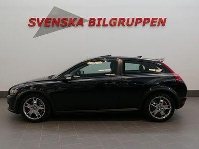 begagnad Volvo C30 2.0 D Summum 6Vxl Läder Drag Taklucka