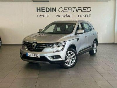 begagnad Renault Koleos 2.0 dCi 177hk 4WD XTRONIC ZEN *V - hjul*