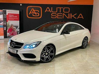 begagnad Mercedes 400 E |Coupé 7G-Tronic | AMG Plus Euro 6 333hk