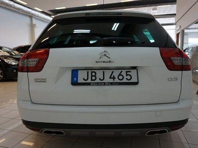begagnad Citroën C5 CrossTourer 2,0BlueHDI 180hk