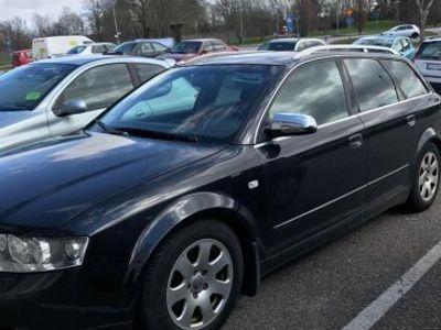 begagnad Audi A4 Autmat -02