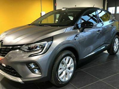 begagnad Renault Captur INTENS TCE 100