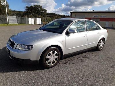 used Audi A4 Sedan 1.8 T 150hk