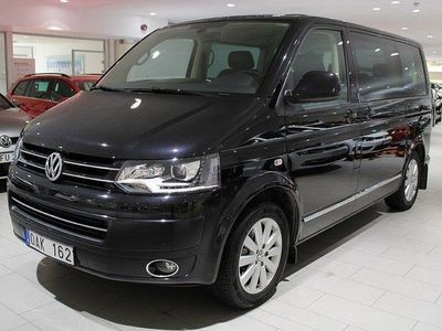begagnad VW Multivan T5Highline TDI 180 4M