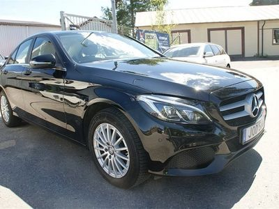 begagnad Mercedes C220 BLUETEC /NAVI/AUTO/SKINN -15