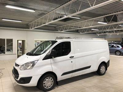 begagnad Ford Custom Transit2,0 TDCI 130hk /MOMS / DRAG / VÄRMARE