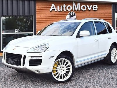 begagnad Porsche Cayenne Turbo - Toppexemplar